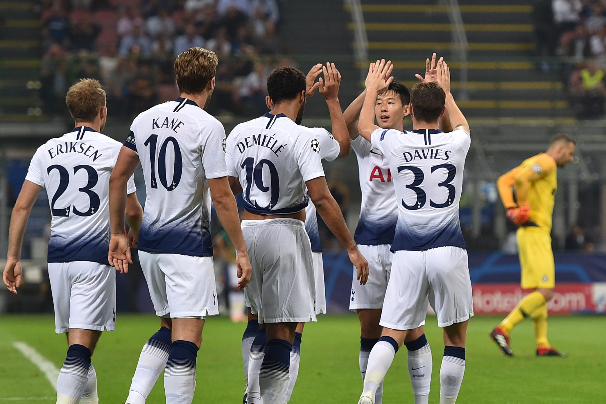 Prediksi Tottenham Hotspur vs Crystal Palace