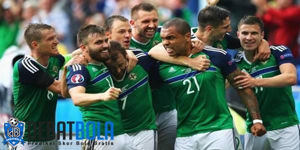 Irlandia Utara vs Jerman