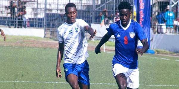 Liberia vs Sierra Leone