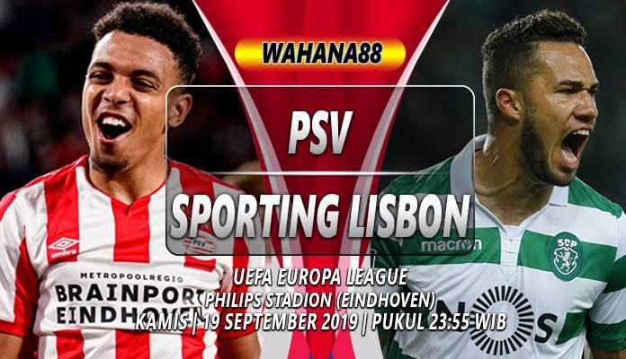 Prediksi PSV vs Sporting Lisbon