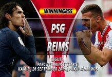 Prediksi PSG vs Reims