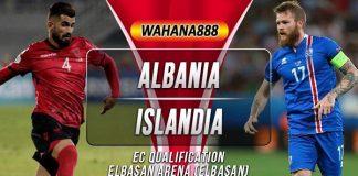 Prediksi Albania vs Islandia
