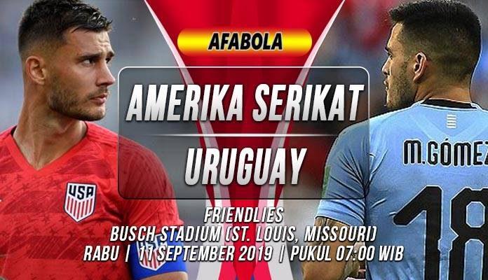 Prediksi Amerika Serikat vs Uruguay