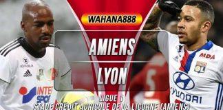 Prediksi Amiens vs Lyon
