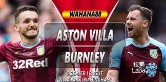 Prediksi Aston Villa vs Burnley