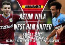 Prediksi Aston vs West Ham