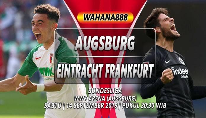 Prediksi Augsburg vs Eintracht Frankfurt