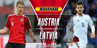 Prediksi Austria vs Latvia 7 September 2019