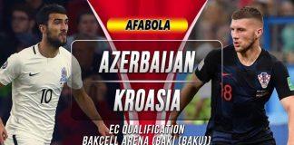 Prediksi Azerbaijan vs Kroasia