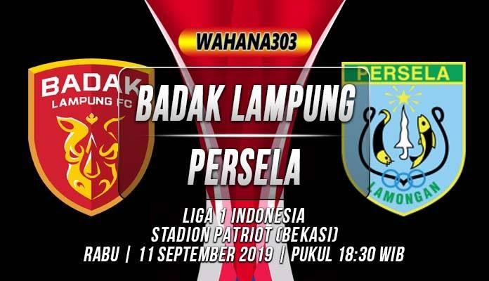 Prediksi Badak Lampung vs Persela 11 September 2019
