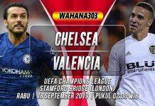 Prediksi Chelsea vs Valencia