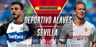 Prediksi Deportivo Alaves vs Sevilla
