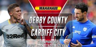 Prediksi Derby County vs Cardiff City