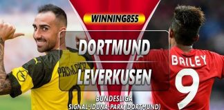 Prediksi Dortmund vs Leverkusen