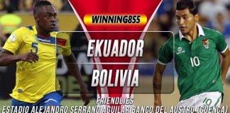 Prediksi Ekuador vs Bolivia