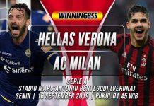 Prediksi Hellas Verona vs AC Milan