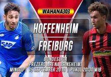Prediksi Hoffenheim vs Freiburg