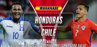 Prediksi Honduras vs Chile