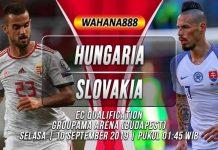 Prediksi Hungaria vs Slovakia