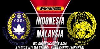 Prediski Indonesia vs Malaysia 5 September 2019