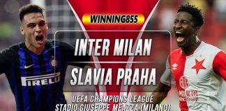 Prediksi Inter Vs Slavia Praha