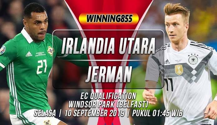 Prediksi Irlandia Utara vs Jerman