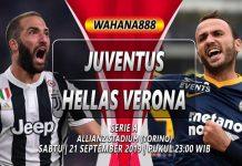 Prediksi Juventus vs Hellas Verona