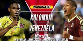 Prediksi Kolombia vs Venezuela