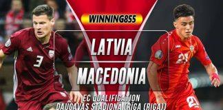 Prediksi Latvia vs Macedonia
