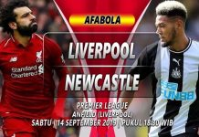 Prediksi Liverpool vs Newcastle 14 September 2019