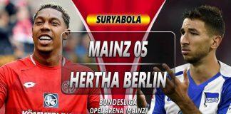 Prediksi Mainz vs Hertha Berlin