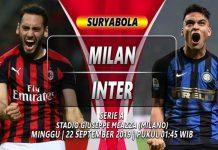 Prediksi Milan vs Inter