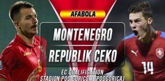 Prediksi Montenegro vs Republik Ceko