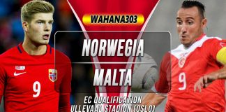 Prediksi Norwegia vs Malta 6 September 2019