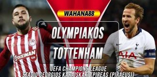 Prediksi Olympiakos vs Tottenham Hotspur