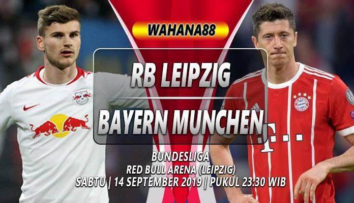 Prediksi RB Leipzig vs Bayern Munchen