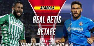 Prediksi Real Betis vs Getafe