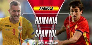 Prediksi Romania vs Spanyol 6 September 2019
