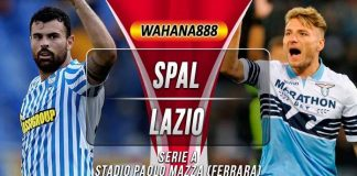Prediksi SPAL vs Lazio