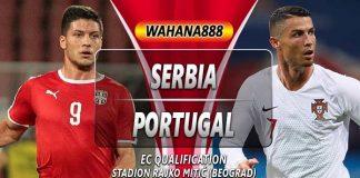 Prediksi Serbia vs Portugal