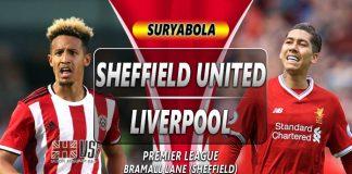Prediksi Sheffield United Vs Liverpool