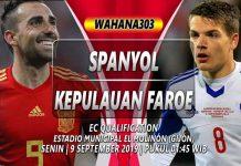 Prediksi Spanyol vs Kepulauan Faroe