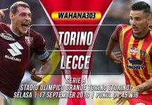 Prediksi Torino vs Lecce