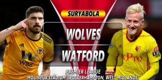 Prediksi Wolves vs Watford 28 September 2019