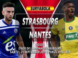 Prediksi Strasbourg vs Nantes