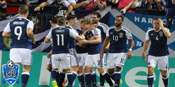 Skotlandia vs Belgia