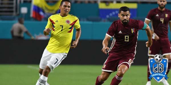 Prediksi Kolombia vs Venezuela 11 September 2019