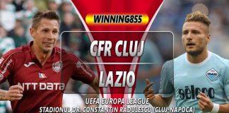 Prediksi CFR Cluj vs Lazio