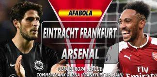 Prediksi Eintracht Frankfurt vs Arsenal