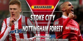 Prediksi Stoke City vs Nottingham Forest